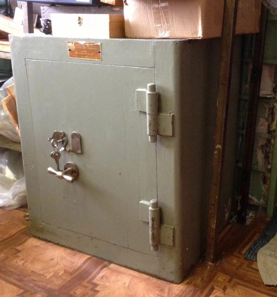 Не открывается сейф aiko