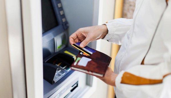 Снятие денег с карты тинькофф