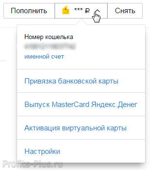 яндекс деньги кошелек войти на свою страницу по номеру кошелька альфа банк кредит с 18 лет