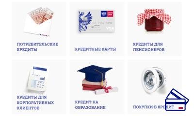 онлайн кредит в почта банке